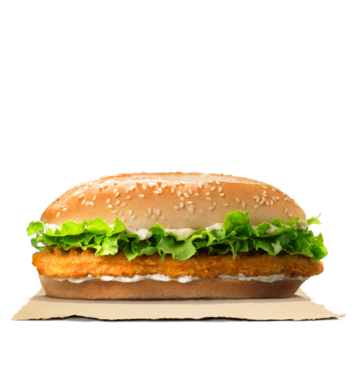 burger king long chicken