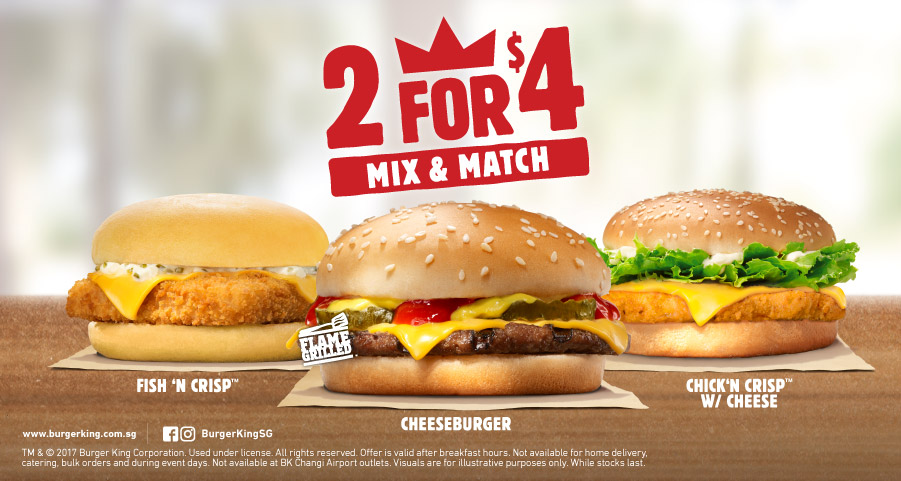 Best Fast Food Deals For Under